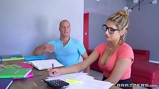 Brazzers - Morose nerd Ceremony Ames needs a analyse break