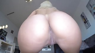 Girls Naked Striptease Electro-Cumbia. - blond hair lady